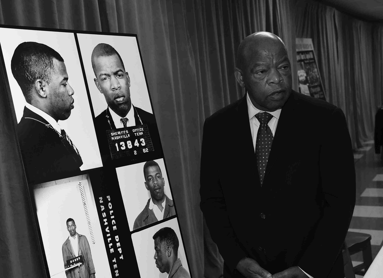Nashville Public Library Awards Civil Right Icon Congressman John Lewis Literary Award