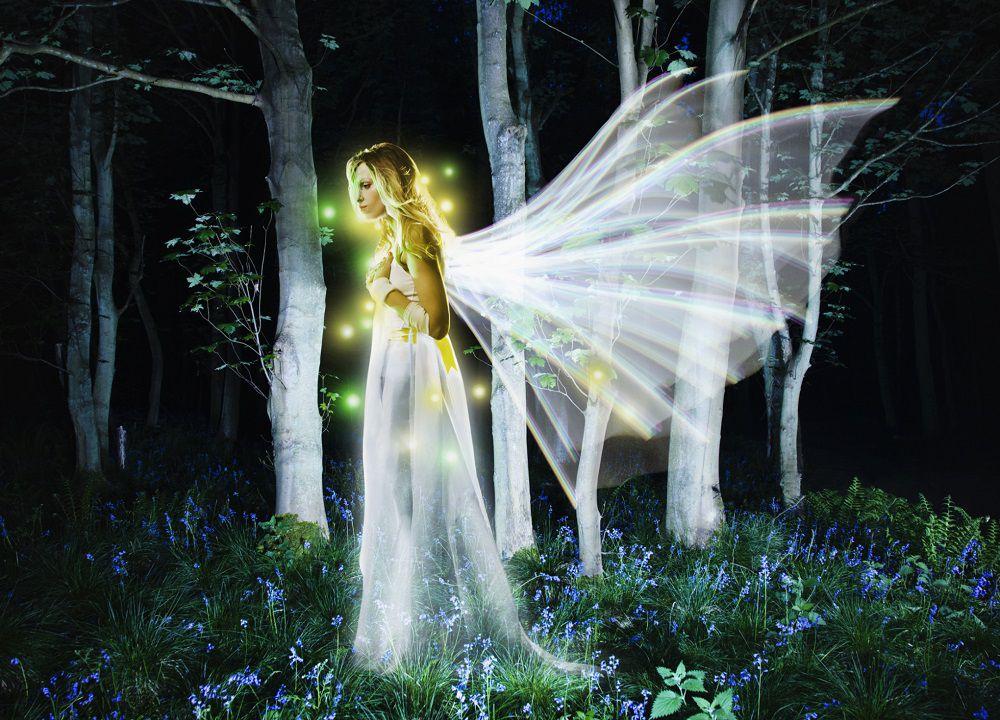 Aura And Angels Light Energy