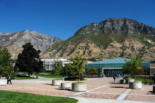 Brigham Young University, Provo, Utah