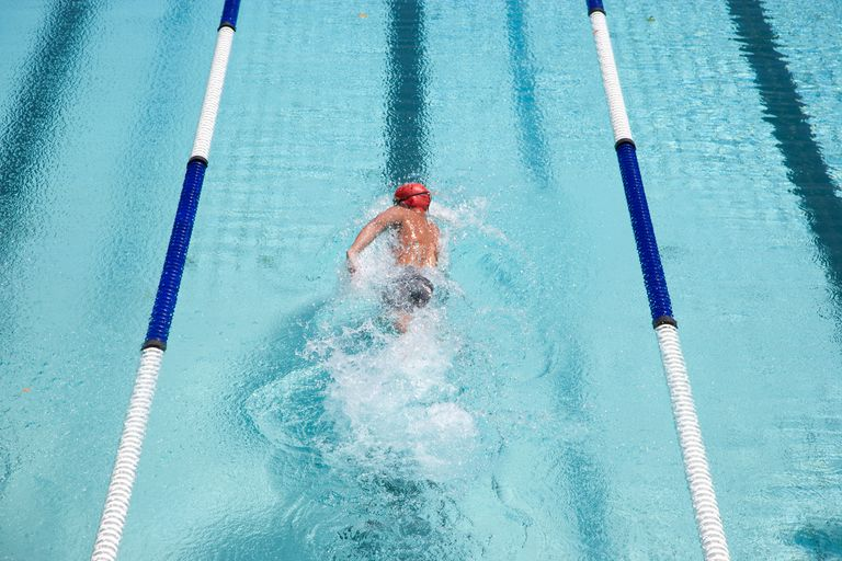 Aerobic Swimming Speeds For Optimal Training