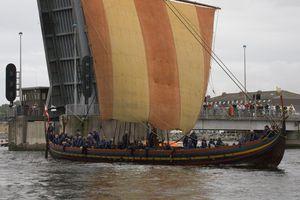 Viking Sea Stallion Arrives in Dublin