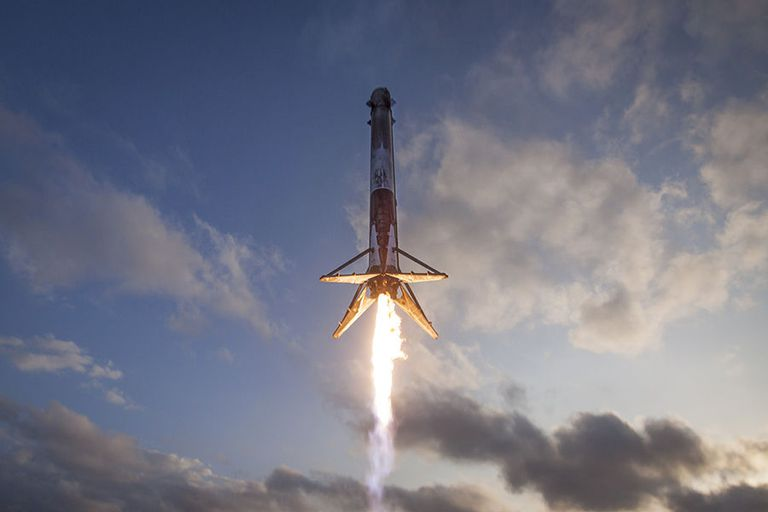 reusable rocket