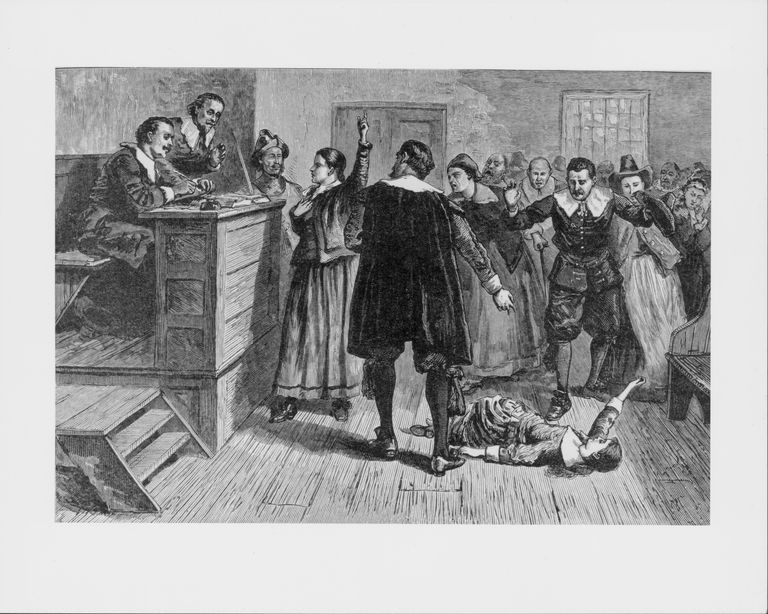 Salem Witch Trials - an Examination