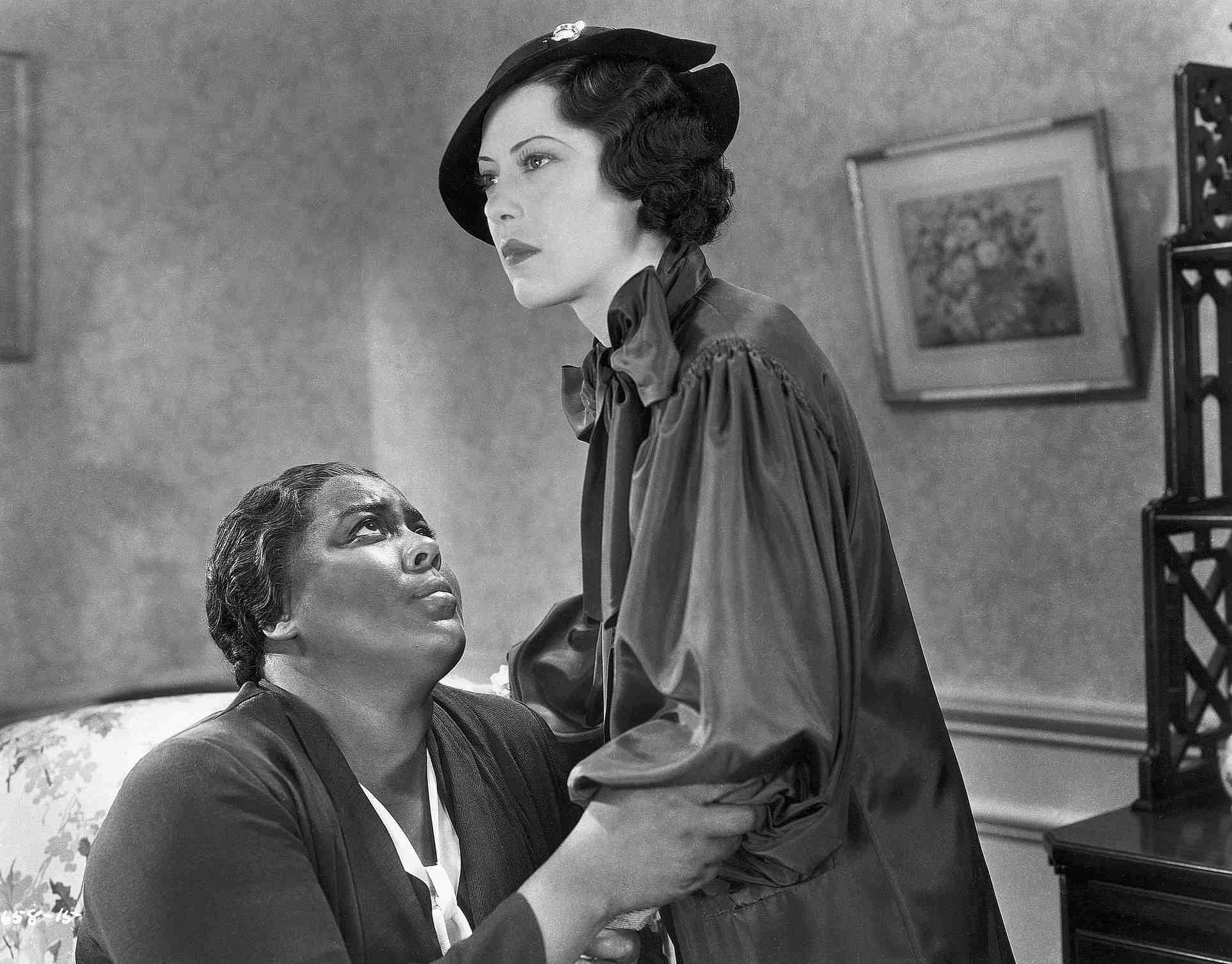 "Fredi Washington in ""Imitation of Life"""