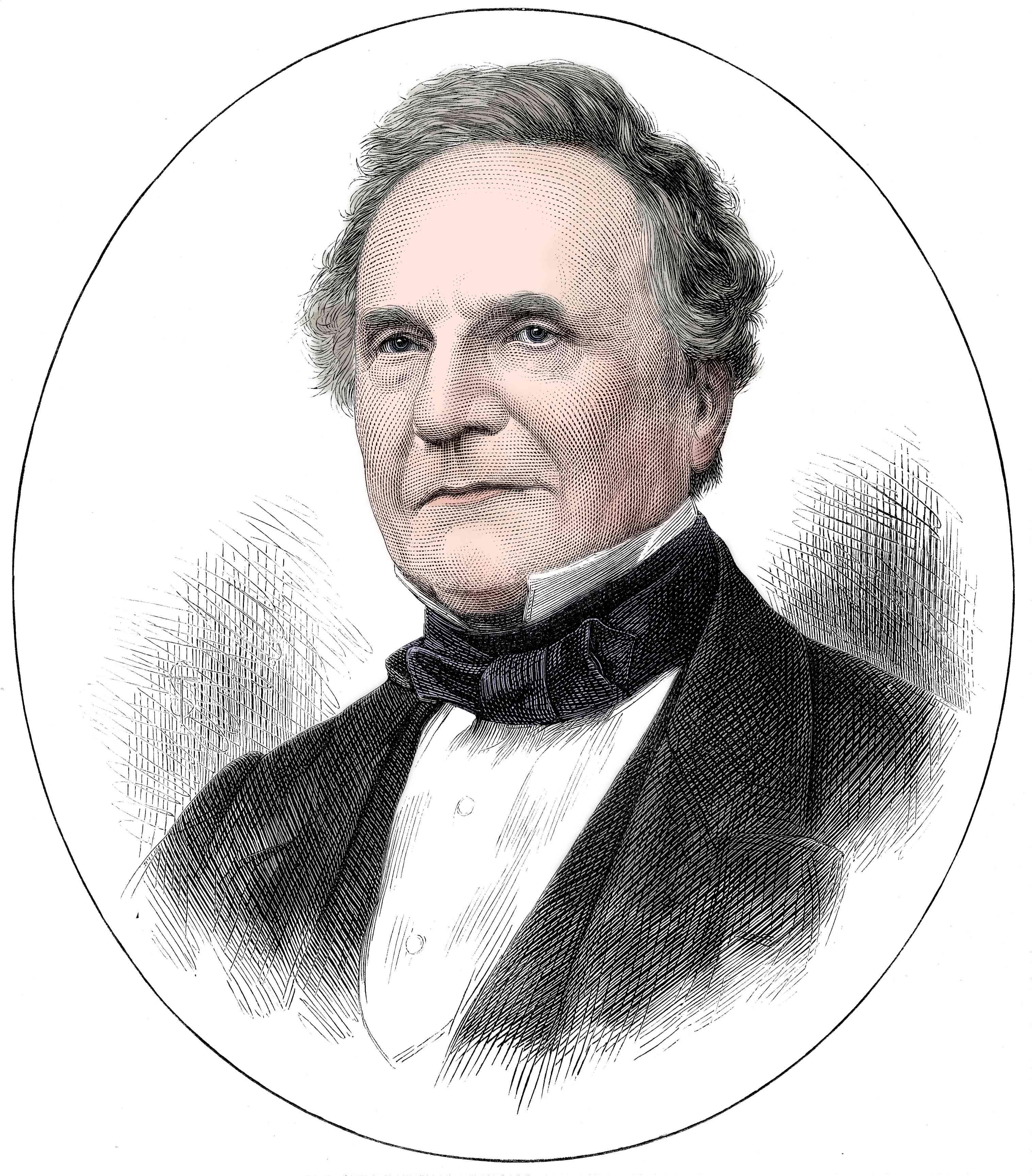 Charles Babbage (1791-1871) English Mathematician And Pioneer Of Computing, 1871