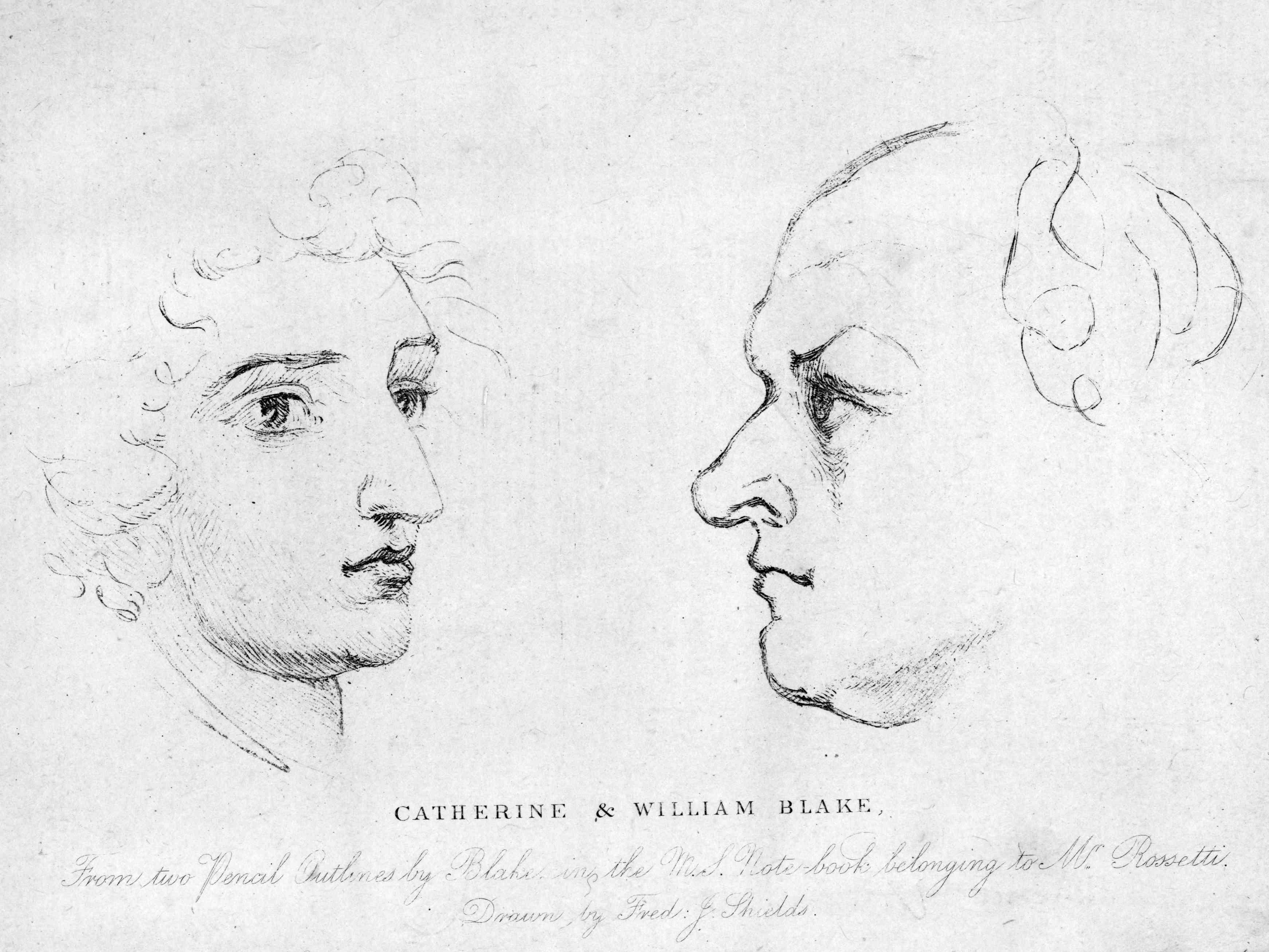 Catherine and William Blake