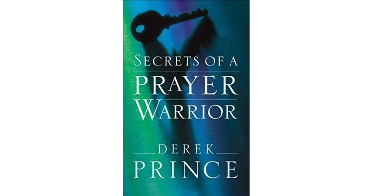 Secrets of a Prayer Warrior cover