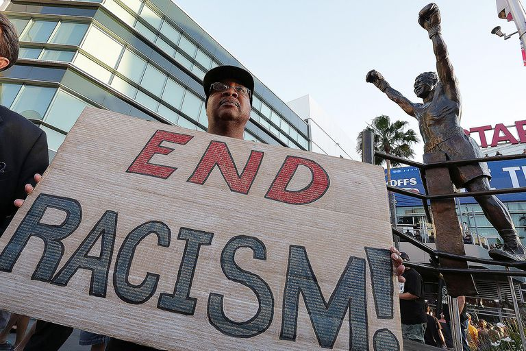 examples of institutional racism in america