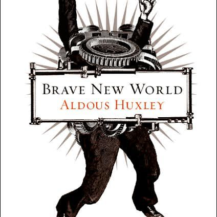'Brave New World' by Aldous Huxley
