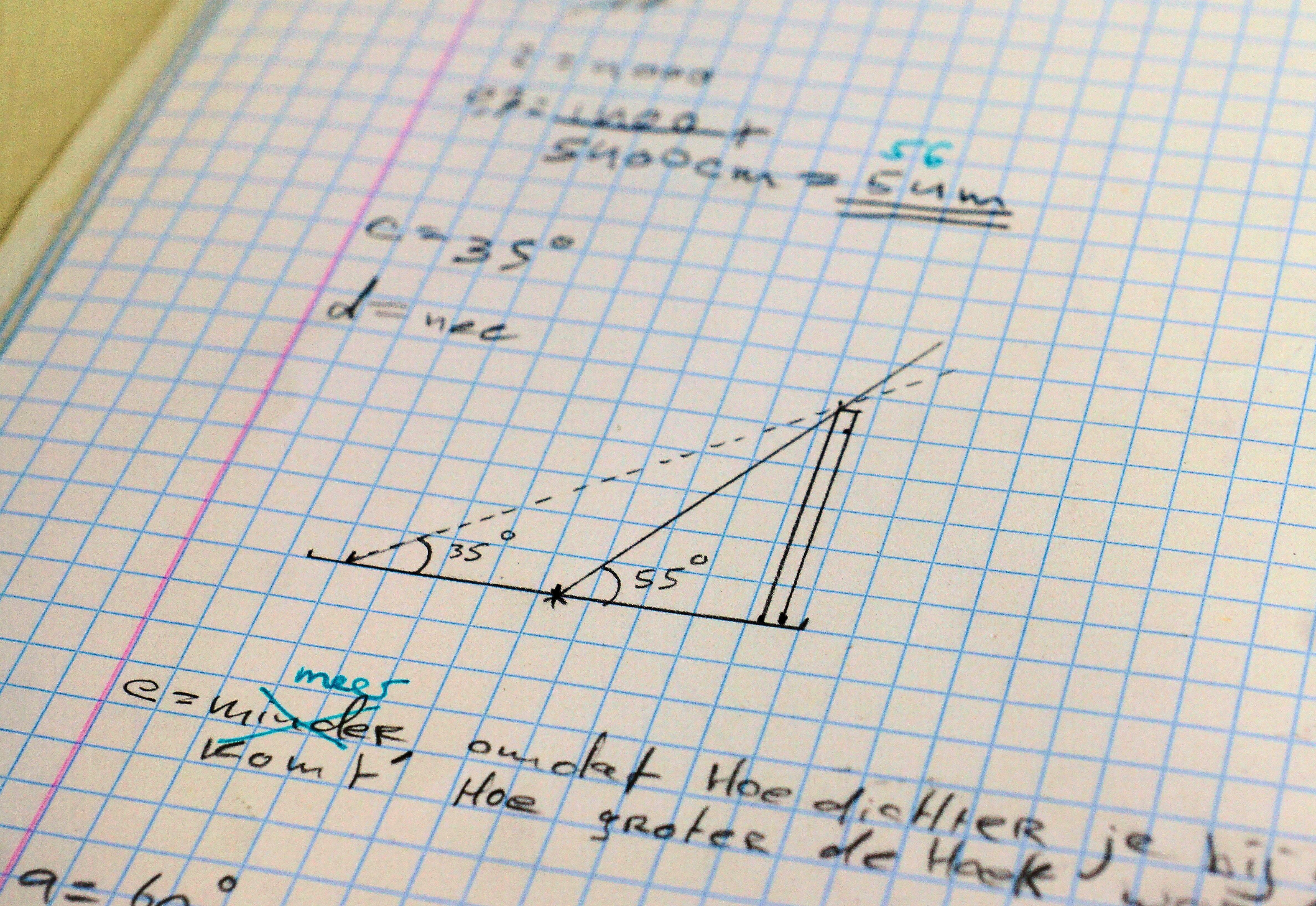 How to Determine the Equation of a Line