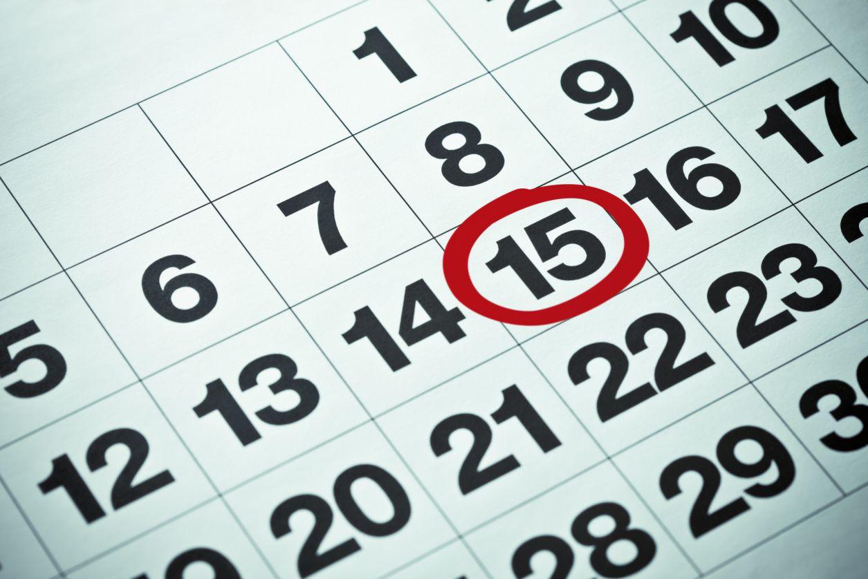 Act test dates 2019 2019 in Australia