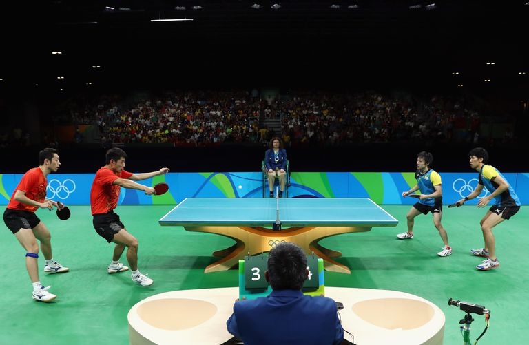 Table Tennis at 2016 Rio Olympics