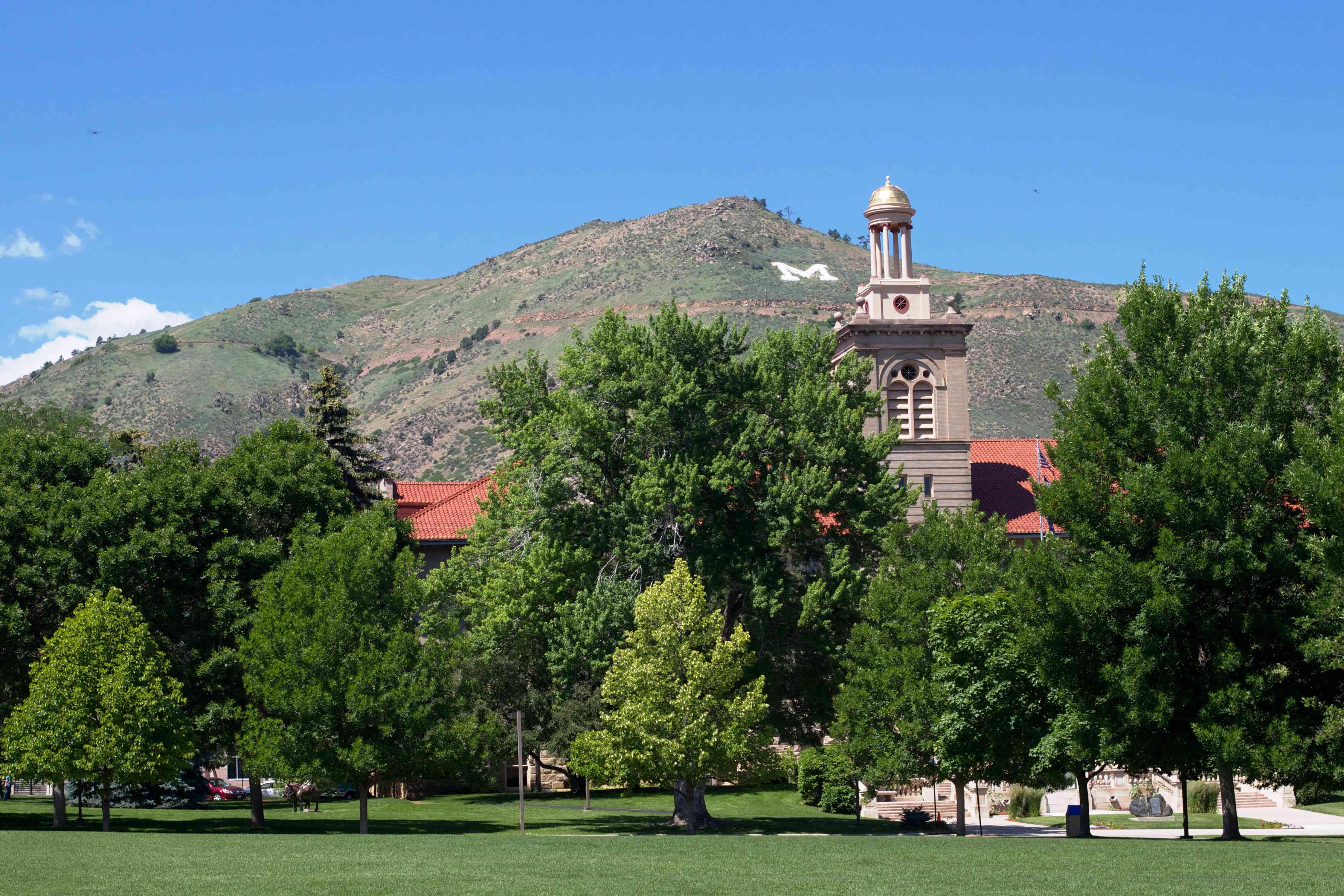 Escuela de Minas de Colorado