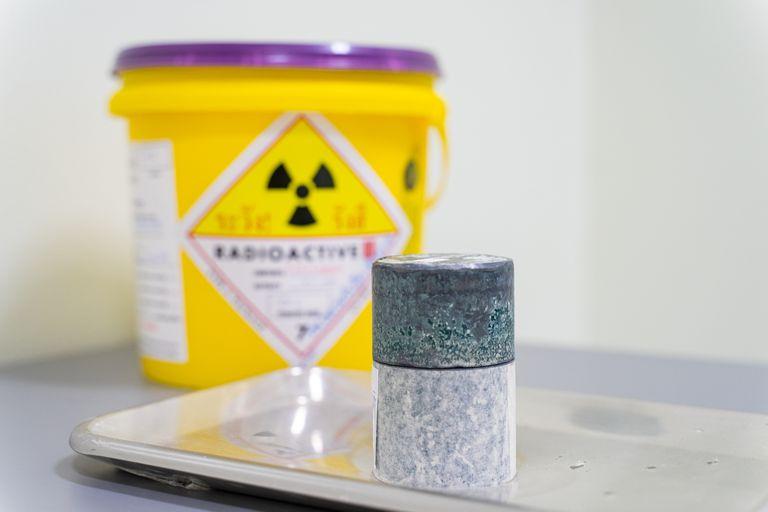 Iodine-131 radioisotope