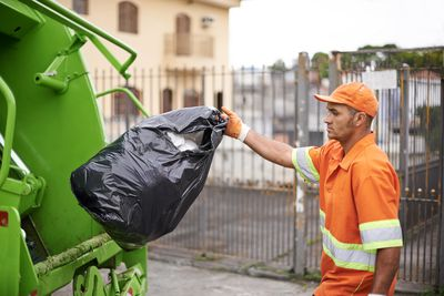 Who Invented the Green Garbage Bag? Harry Wasylyk