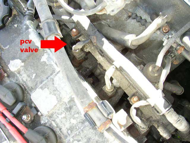 How to Replace a PCV Valve