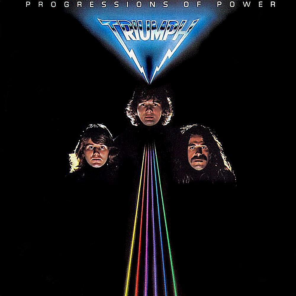 Triumph frecuentemente es eclipsada por la banda canadiense de hard rock Rush, pero el grupo anterior produjo una serie de pistas fuertes de los 80.