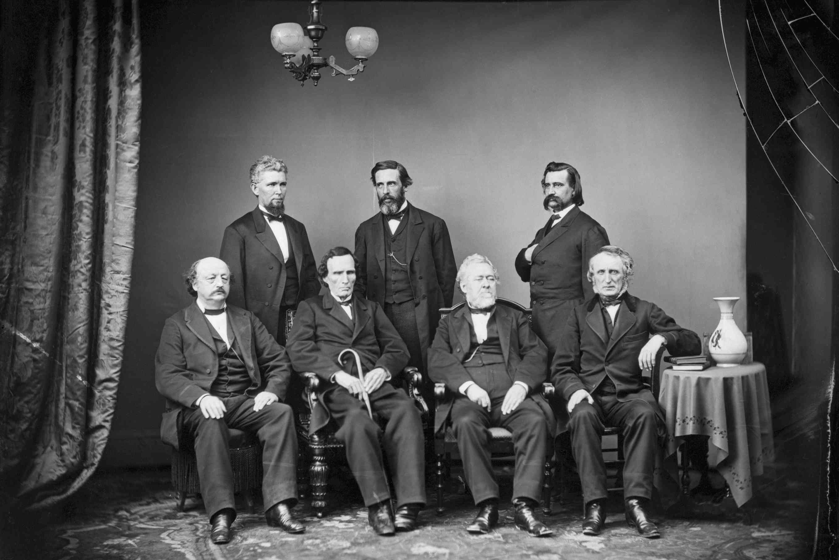 House impeachment managers, 1868