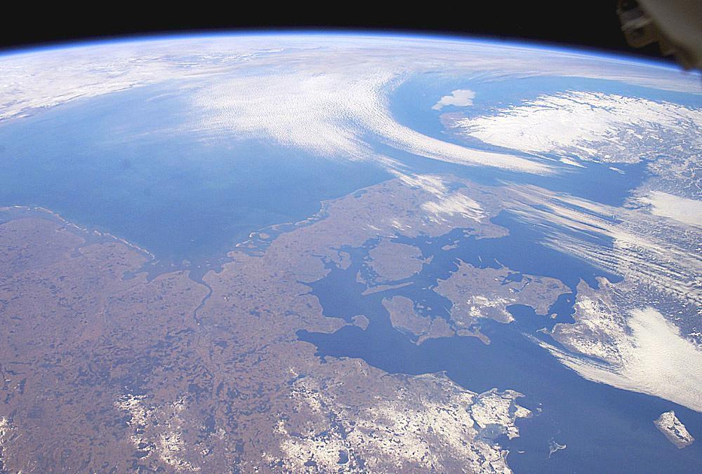 22 Gambar Menakjubkan Dari Bumi Dari Luar Angkasa