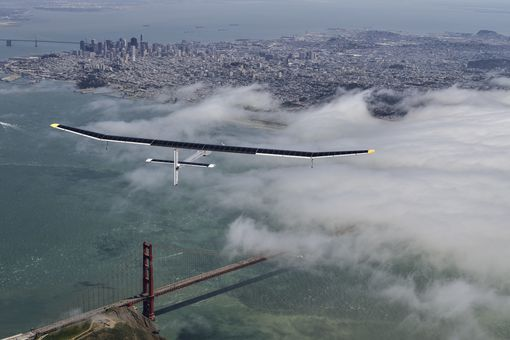 Solar Impulse - Solar Airplane