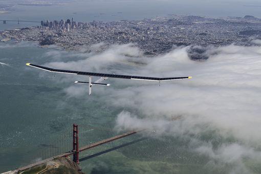 Solar Impulse - Solar Airplane