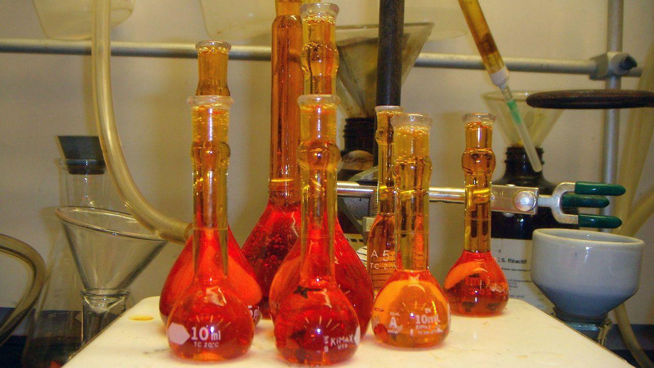 Aqua Regia Definition in Chemistry