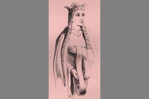 Empress Matilda, Countess of Anjou, Lady of the English