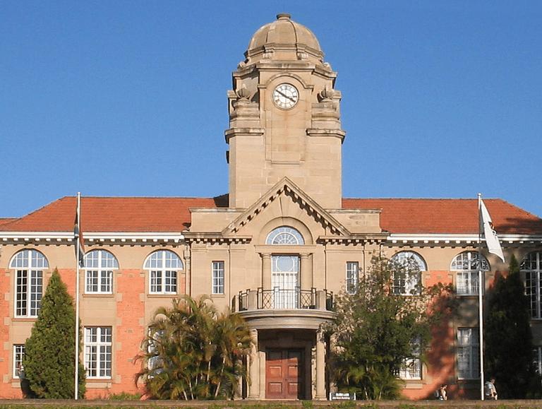 Clock Tower, University of KwaZulu-Natal, 2004