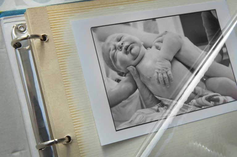 How To Safely Remove Photos From Sticky Photo Albums