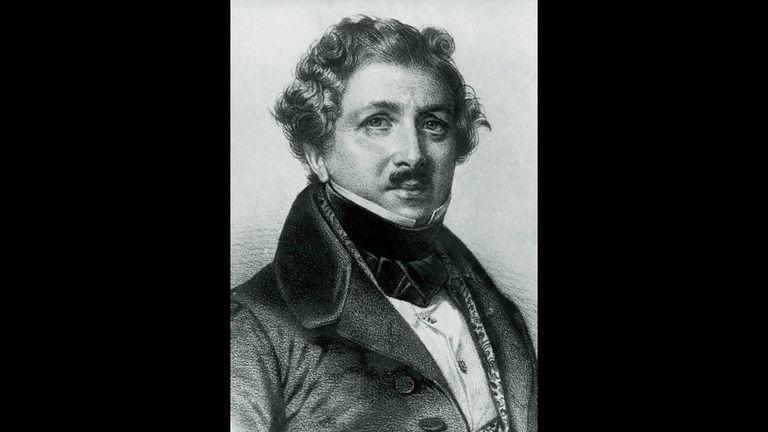 Louis Daguerre