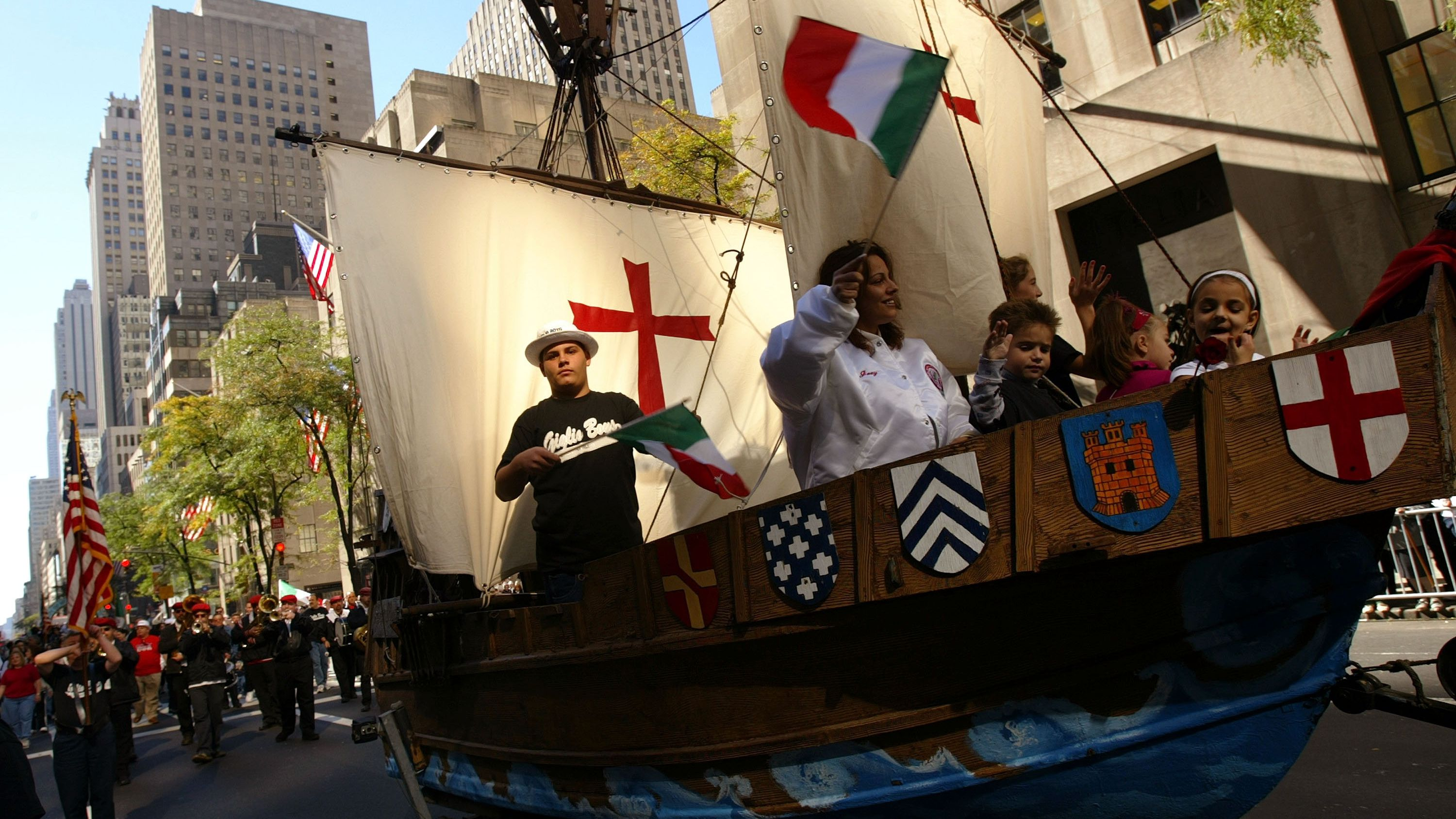 The Controversy Over Columbus Day Celebrations