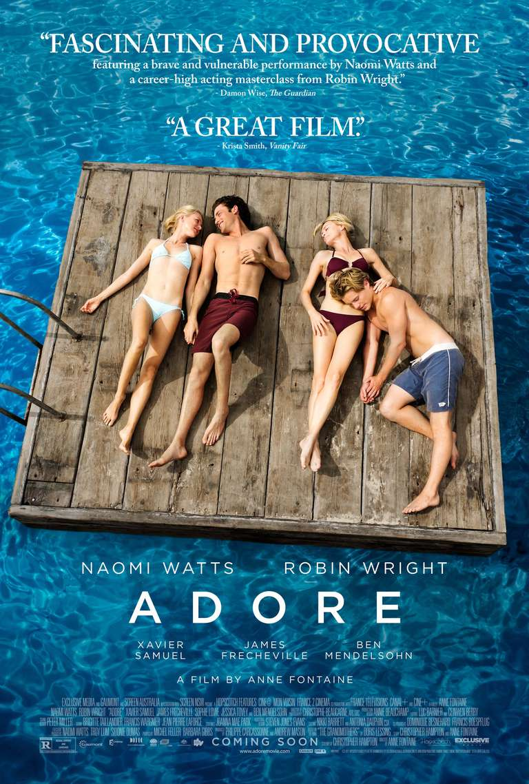 Adore film poster