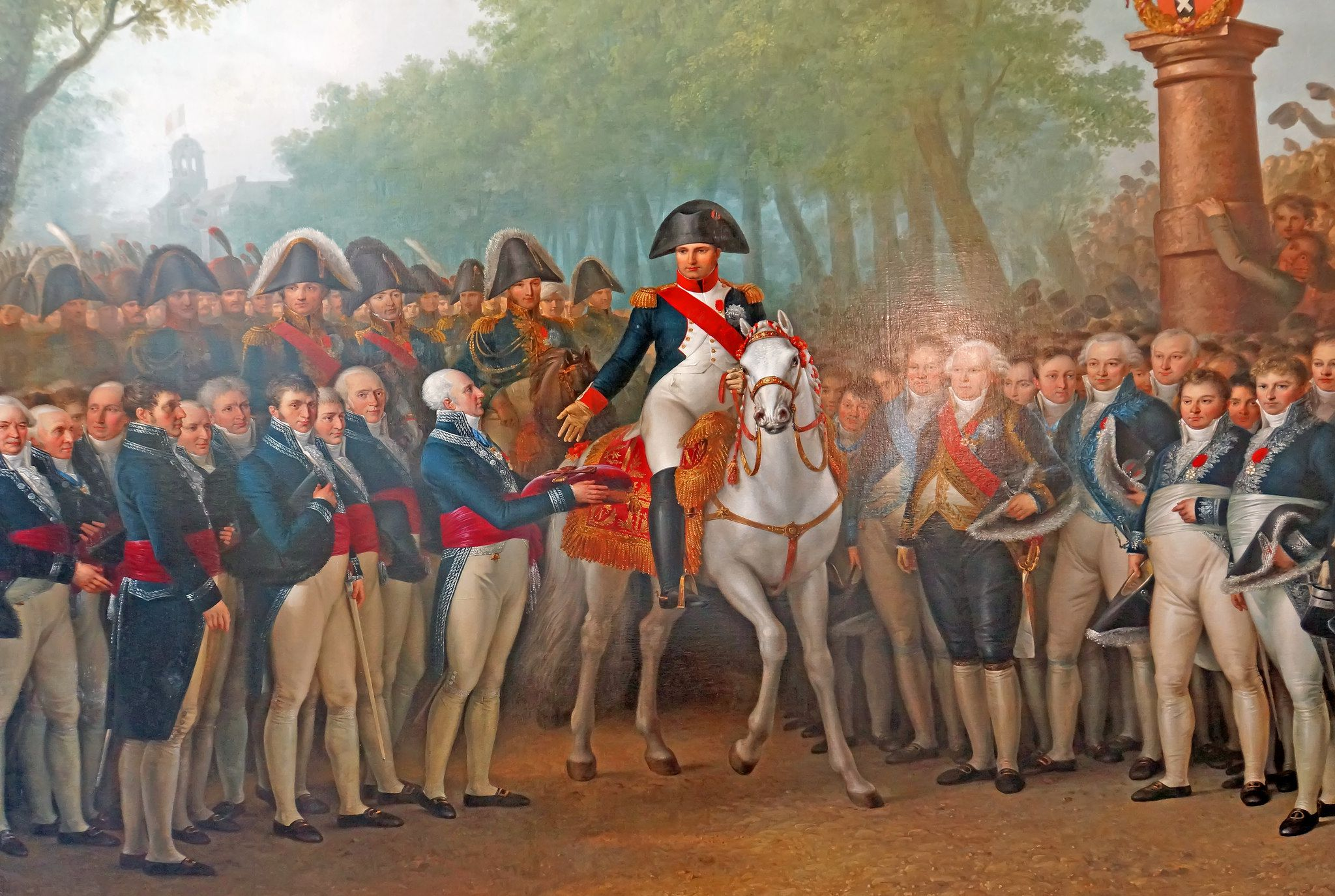 the significance of napoleon bonaparte in the history of france and europe Napoleon bonaparte stands as one of the greatest self-made men in the history of the world but exactly how did the second son of a minor noble napoleon insisted upon the codification of law the napoleonic code would become one of the great achievements of his regime, implemented not only.