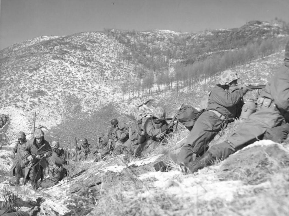 Battle of Chosin Reservoir