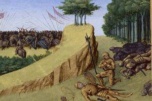 Battle of Roncevaux Pass