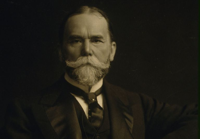 photograph of John Hay