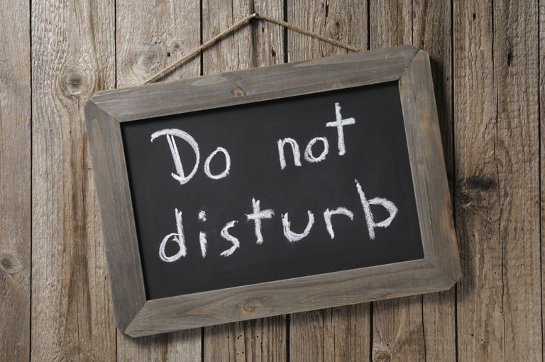 10 ways to maximize your study time do not disturb signs are great for maintaining study focus thecheapjerseys Gallery