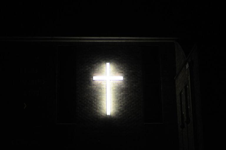 Illuminated Cross