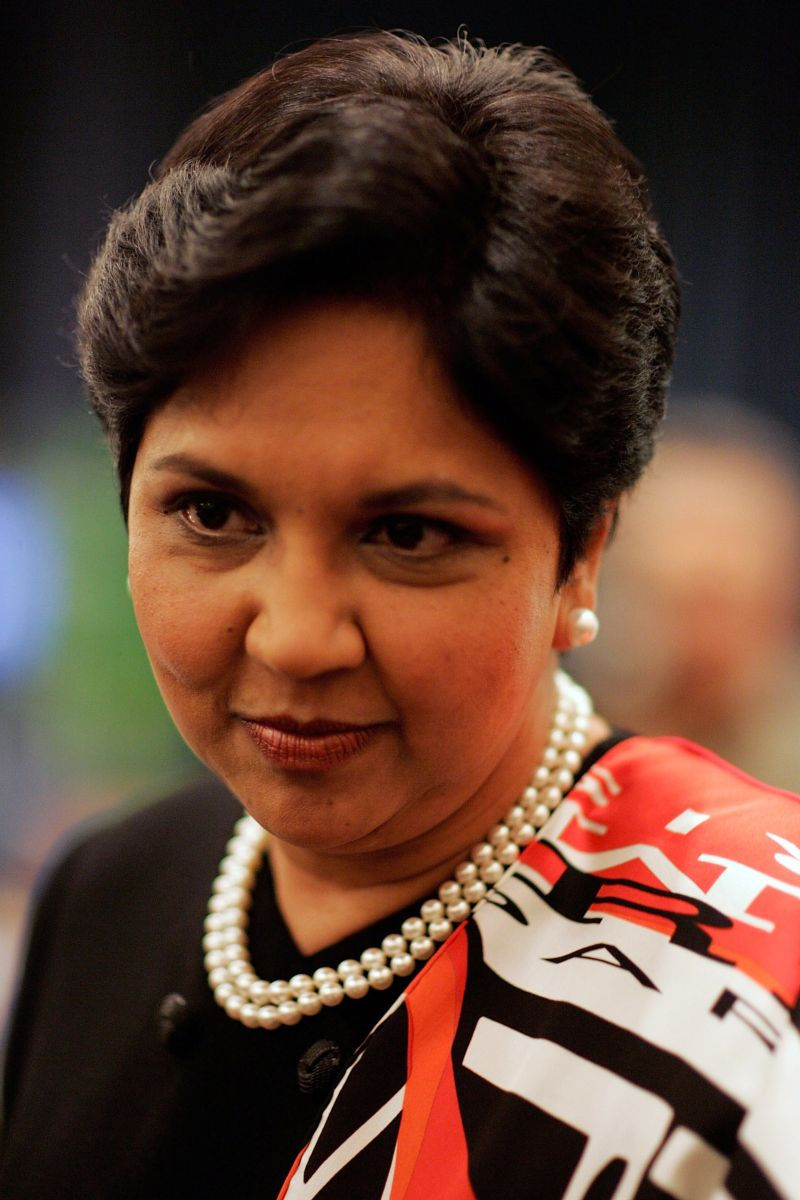 Indra Krishnamurthy Nooyi PepsiCo Chair and CEO - September 2007