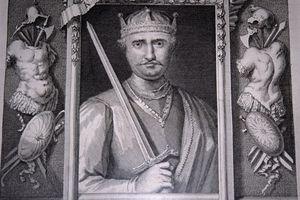 William the Conqueror, 19th century engraving, England