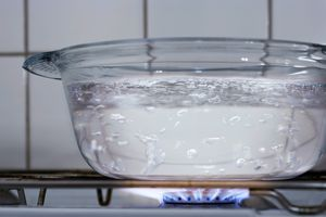 Normal boiling point is defined as the boiling point at sea level or 1 atmosphere.