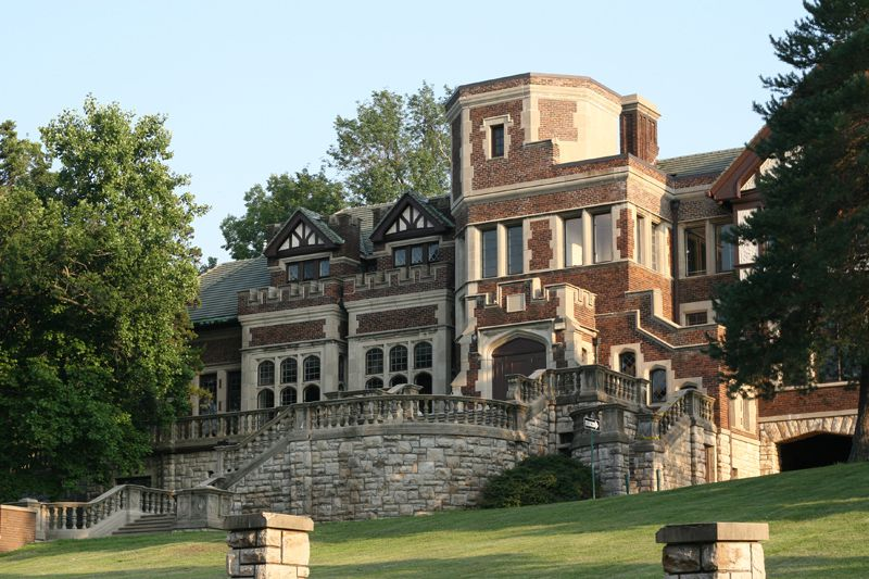 Epperson House at UMKC