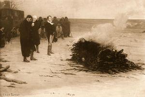 Burning Of Shelley
