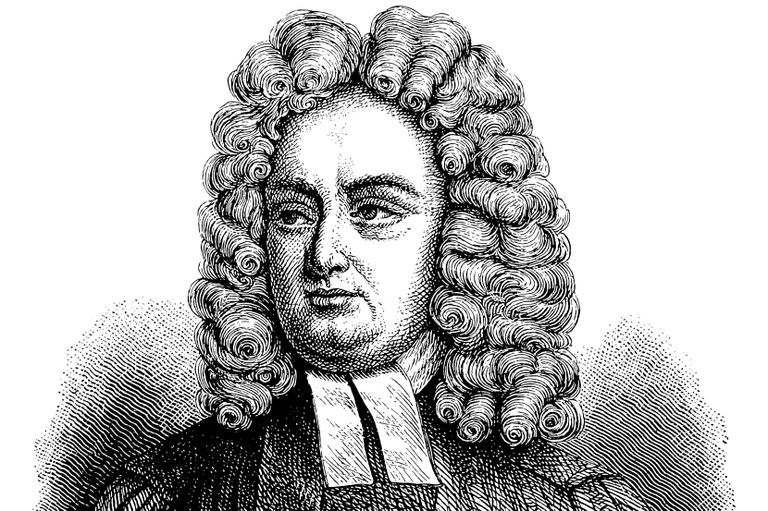 Jonathan Swift illustration