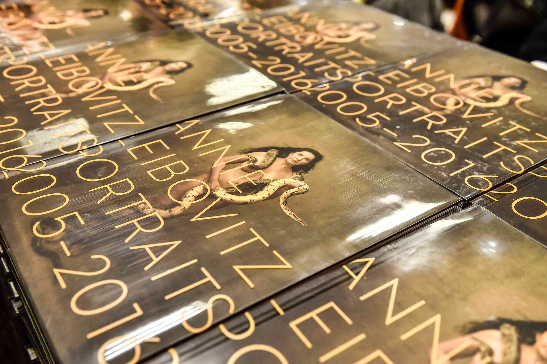 Annie Leibovitz: Portraits 2005-2016 Book Signing