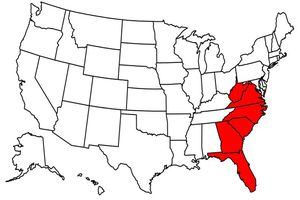 South Atlantic Region