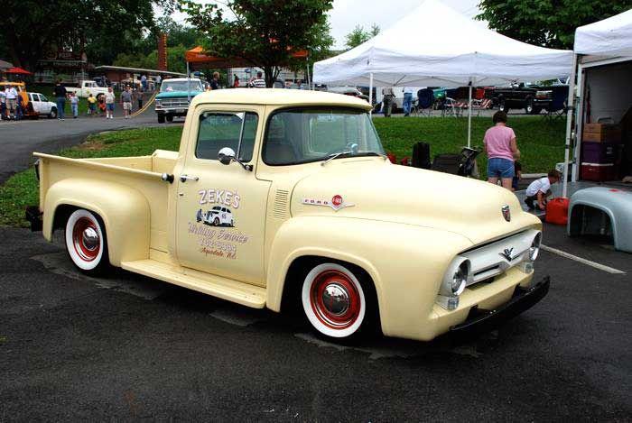 1956 Ford F 100 Pickup Truck