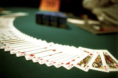 Image result for burn card blackjack