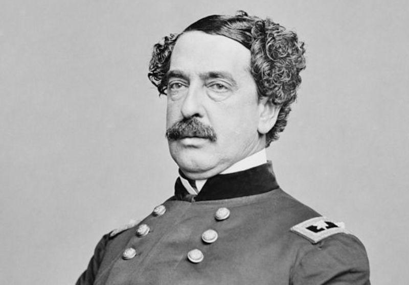 Portrait of Abner Doubleday