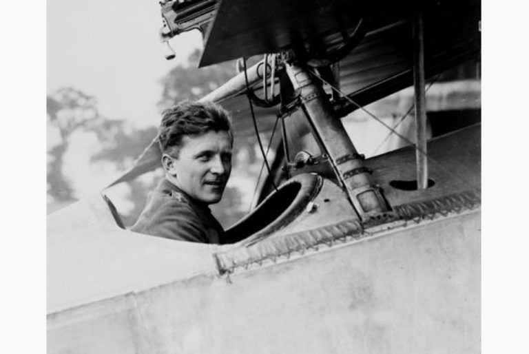 Billy Bishop during World War I